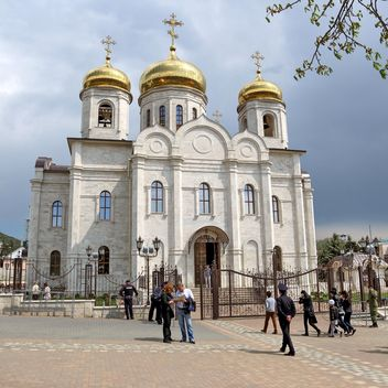 Temple of Christ the Savior - бесплатный image #186749