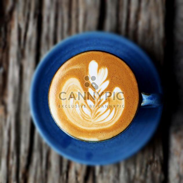 Kaffee Latte am Morgen - Kostenloses image #186949