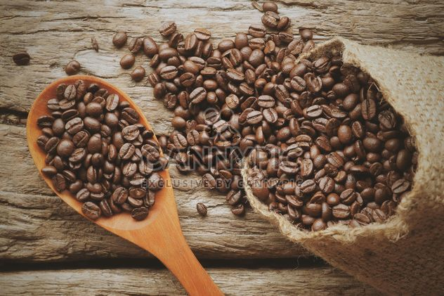 Coffee beans - Free image #187099