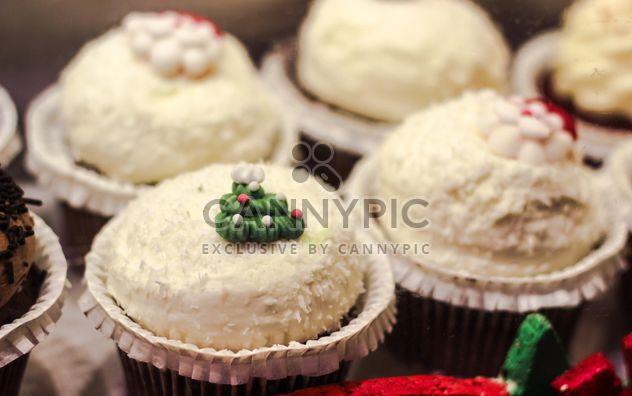 Kokos-Muffins - Kostenloses image #187329