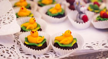 Easter sweets decoration - image #187479 gratis