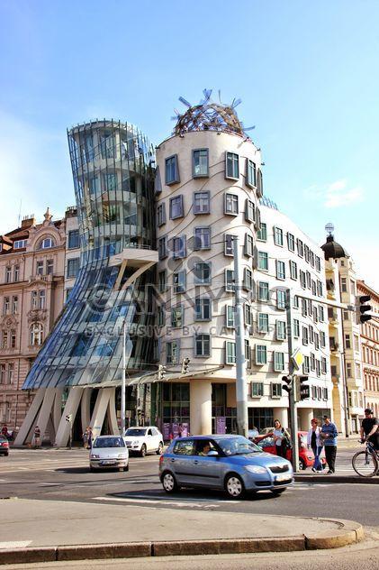Dancing House in Prague - Free image #187909