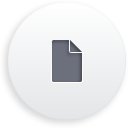 Blank Page - icon #188209 gratis
