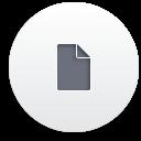 leere Seite - Kostenloses icon #188209