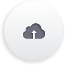Cloud Upload - icon gratuit(e) #188269