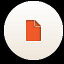 página em branco - Free icon #188309