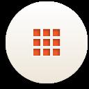 Grid - icon #188319 gratis