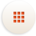 red - icon #188319 gratis