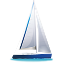 Sail Boat - icon gratuit #188829