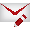 Edit Mail - icon gratuit #188889