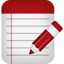 editar notas - Free icon #188999