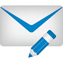 Edit Mail - icon gratuit #189069