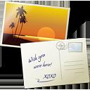 cartão postal - Free icon #189239