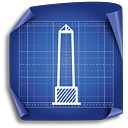 Monument - icon #189349 gratis