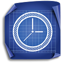 Clock - icon gratuit #189439
