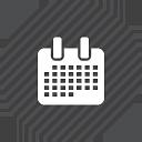 Calendar - icon #189559 gratis