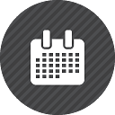 Calendar - icon gratuit(e) #189559