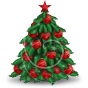Christmas Tree - icon gratuit #189699