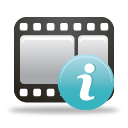 Film Info - icon gratuit #189799
