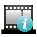 Film Info - Free icon #189799