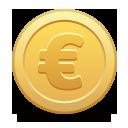 moedas de euro - Free icon #189809