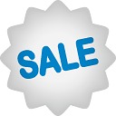 Sale - icon gratuit #190169