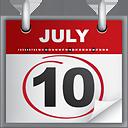 Calendar Date - icon gratuit #190259