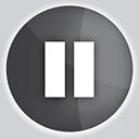 mettre en pause - icon gratuit(e) #190309