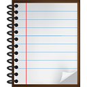 Notes - icon gratuit(e) #190499