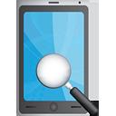 Smartphone-Suche - Kostenloses icon #190769