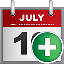 Calendar Add - icon #190809 gratis