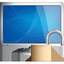 Разблокировать компьютер - бесплатный icon #190869