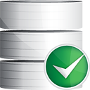 Database Accept - Free icon #190879