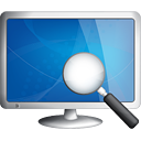 Computer Search - Free icon #190899