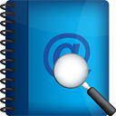 Address Book Search - icon gratuit #190989
