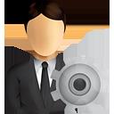 proceso de usuario de negocio - icon #191029 gratis