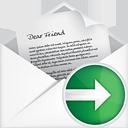 Open nächste Mail - Free icon #191169
