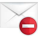 Mail Remove - Free icon #191189