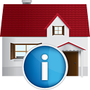 Home Info - icon #191279 gratis