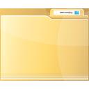 Folder - Kostenloses icon #191309