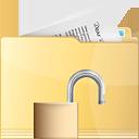 Dossier de déblocage - Free icon #191319