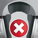 Suppression d'écouteurs - icon gratuit(e) #191329