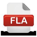 FLA-Datei - Kostenloses icon #192019