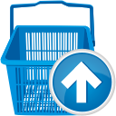 Shopping Cart Up - Kostenloses icon #192099