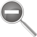 effectuer un zoom arrière - Free icon #192229