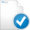 Page Accept - icon gratuit #192249