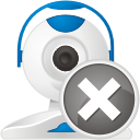 Web Camera Remove - icon gratuit #192269