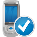 Mobile Phone Accept - Kostenloses icon #192389