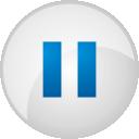 Pause - icon gratuit(e) #192449
