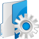 Folder Process - icon gratuit #192509
